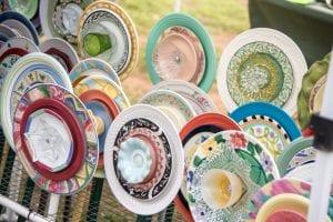 Montevallo Arts Festival Plates