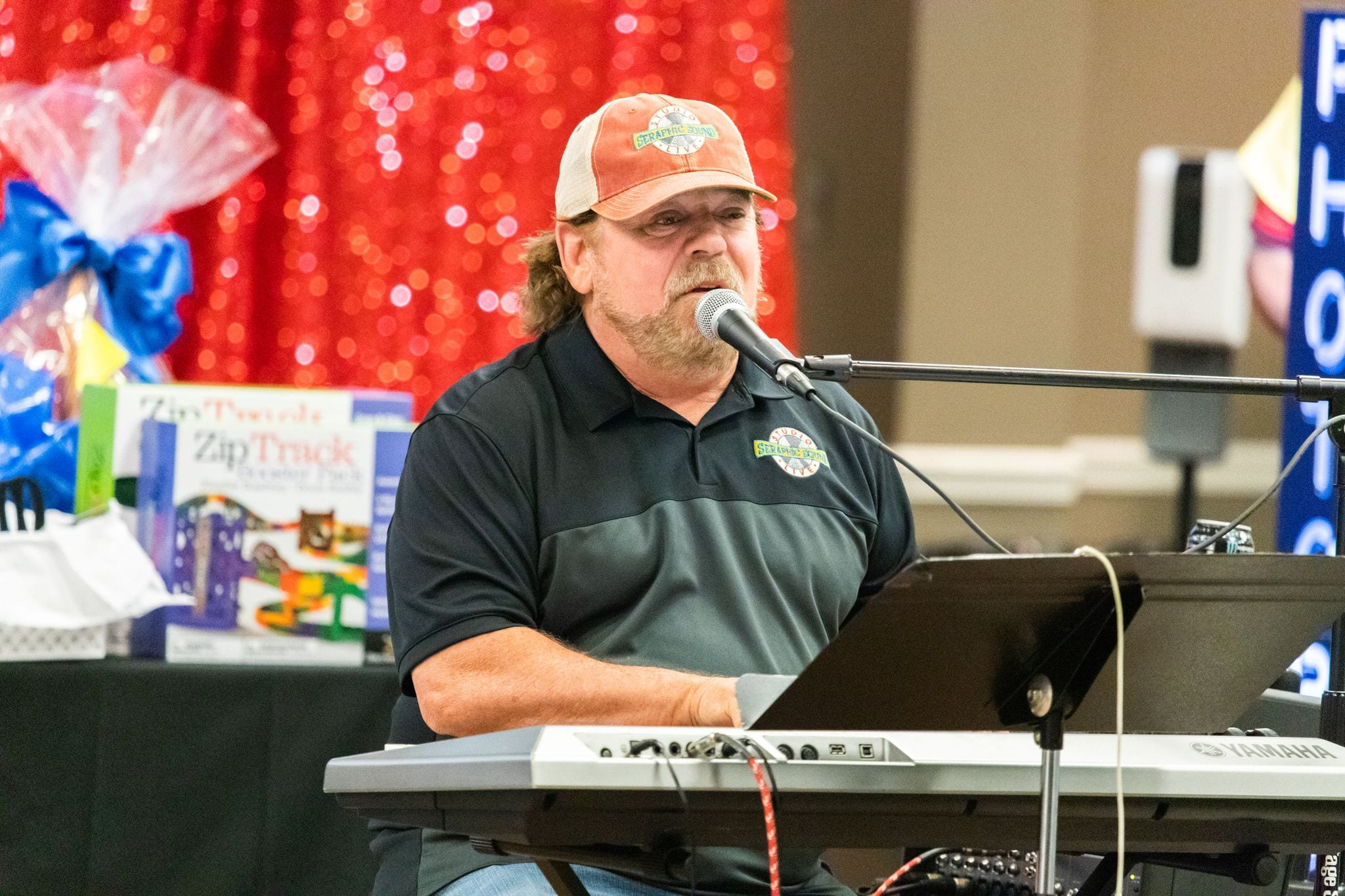Kevin Derryberry Performing