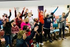 Mission Makers Lovelady Women Worshipping
