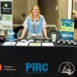 PIRC Childrens of Alabama Booth at Expo