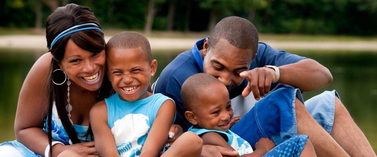 bigstock African Family Having Fun 6037620