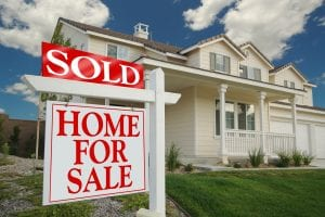 bigstock Sold Home For Sale Sign Home 1893969