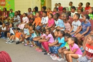 Campers Gather at Daniel Casons Music Camp