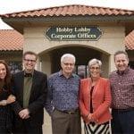 Green Family at Hobby Lobby Corporation