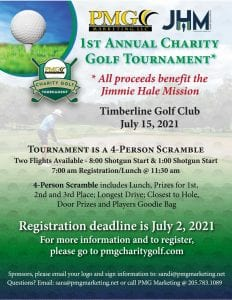 PMG Golf Tourney email