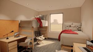 Student Housing Dorm