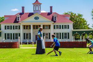Washington Hall at American Village