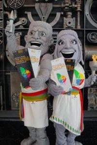 World Games 2022 Mascots