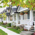 bigstock Friendly neighborhood with por 15284015
