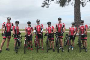 Faith at Work Thomas Waters Bike MS Group Shot