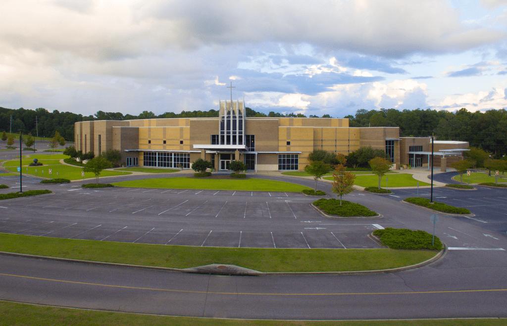 Gardendale First Baptist Church Building 2
