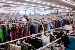 Inside The Foundry Thrift Stores