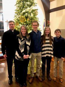 Pastor Ahlemeyer Family