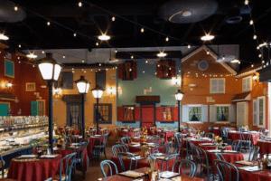 Inside Olexa's Cafe