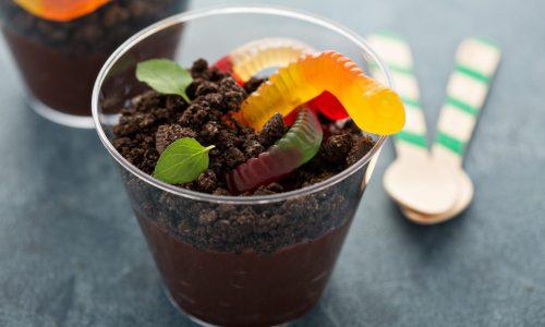 Oreo Dirt Pudding